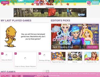 Thumbshot of Girlsgogames.com