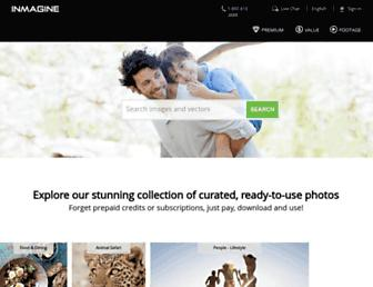 Thumbshot of Inmagine.com