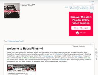 hausafilms.tv screenshot