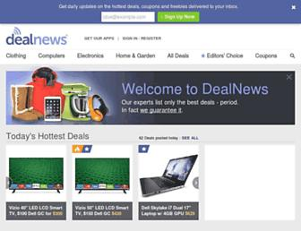 Thumbshot of Dealnews.com