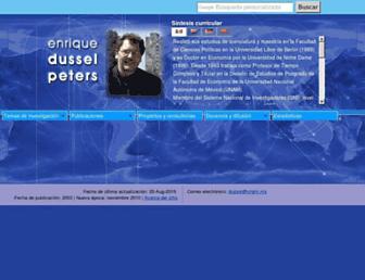 dusselpeters.com screenshot