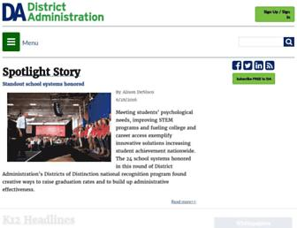 districtadministration.com screenshot
