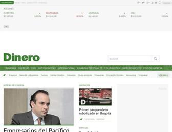 dinero.com screenshot