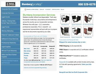 blumberg.com screenshot