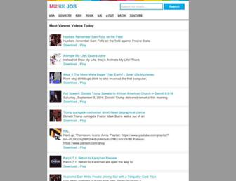 musikjos.net screenshot