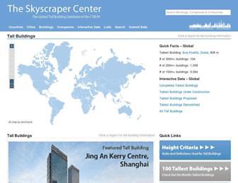 skyscrapercenter.com screenshot