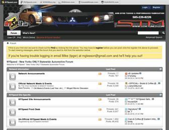 Thumbshot of Nyspeed.com