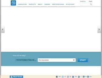 newyorklife.com screenshot