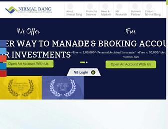 Thumbshot of Nirmalbang.com