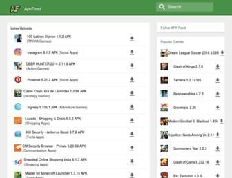 apkfeed.com screenshot