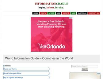 informationcradle.com screenshot