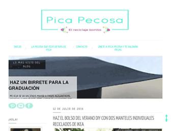 picapecosa.blogspot.com screenshot