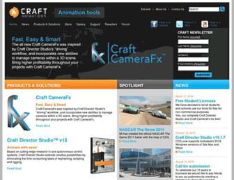 craftanimations.com screenshot