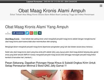 qncobatmaag.com screenshot