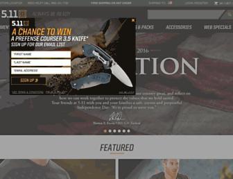 511tactical.com screenshot