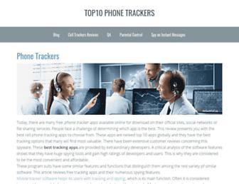celltrackingapps.com screenshot