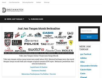 deltajamtangan.com screenshot