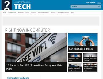 computer.howstuffworks.com screenshot