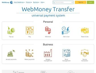 Thumbshot of Wmtransfer.com