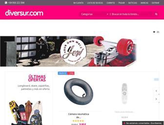 diversur.com screenshot