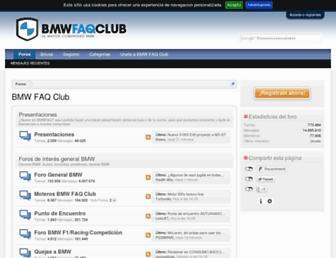 bmwfaq.com screenshot