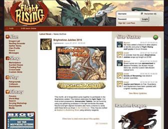 Thumbshot of Flightrising.com