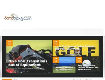 sandbox8.com screenshot