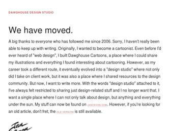 Thumbshot of Dawghousedesignstudio.com
