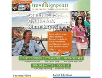 Thumbshot of Travelsignposts.com