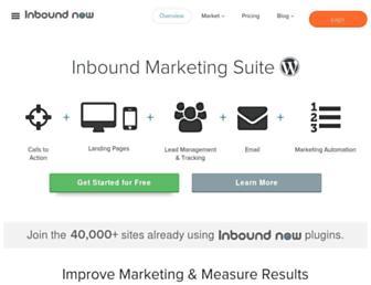 inboundnow.com screenshot