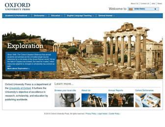 global.oup.com screenshot