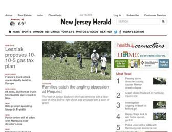 Thumbshot of Njherald.com