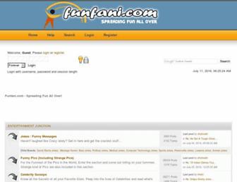 Thumbshot of Funfani.com