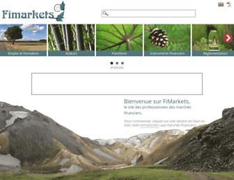 fimarkets.com screenshot