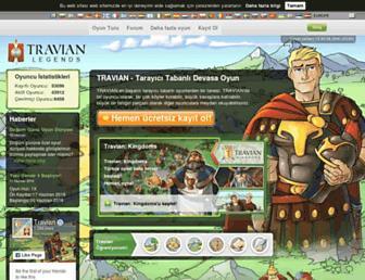 Thumbshot of Travian.com.tr