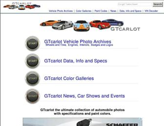 gtcarlot.com screenshot