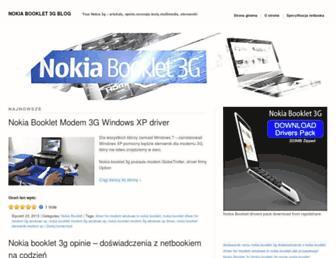 nokiabooklet.wordpress.com screenshot
