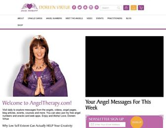 Thumbshot of Angeltherapy.com