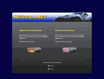 nfsplanet.com screenshot