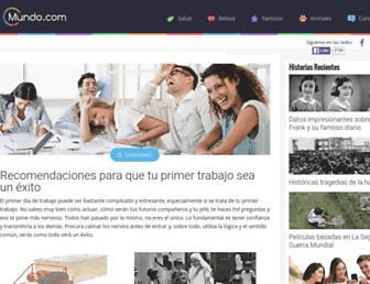 Thumbshot of Mundo.com