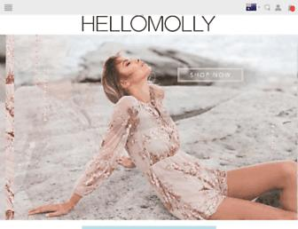 Thumbshot of Hellomollyfashion.com