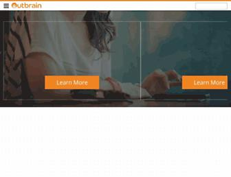 Thumbshot of Outbrain.com