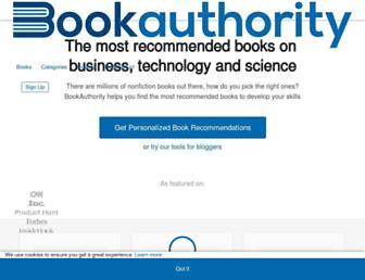 bookauthority.org screenshot