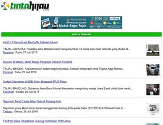 tintahijau.com screenshot