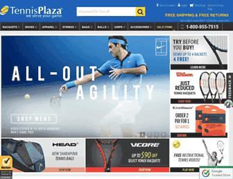 Thumbshot of Tennisplaza.com