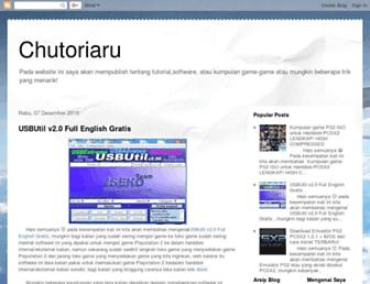 cumachutoriaru.blogspot.com screenshot