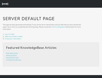 Main page screenshot of flashguru.co.uk