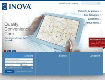 inova.org screenshot