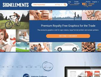 signelements.com screenshot