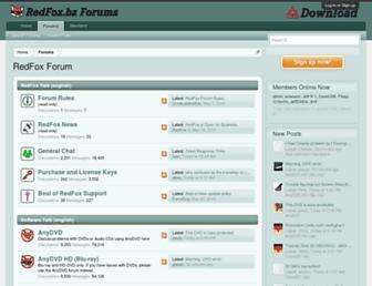 forum.redfox.bz screenshot